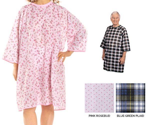 ThermaGown Patient Gown
