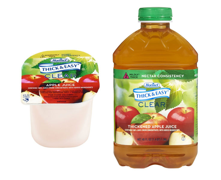 Hormel Thick and Easy Thick and Easy Thickened Apple Juice
