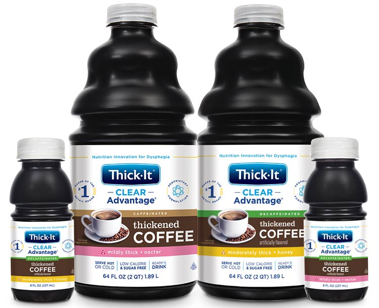 THICK-IT THICKENED FOODS Thick-It AquaCareH2O Coffee