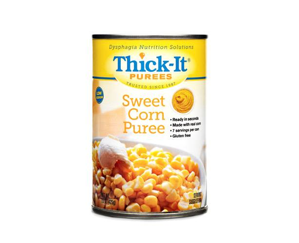 THICK-IT THICKENED FOODS Thick-It Purees, Sweet Corn, Case
