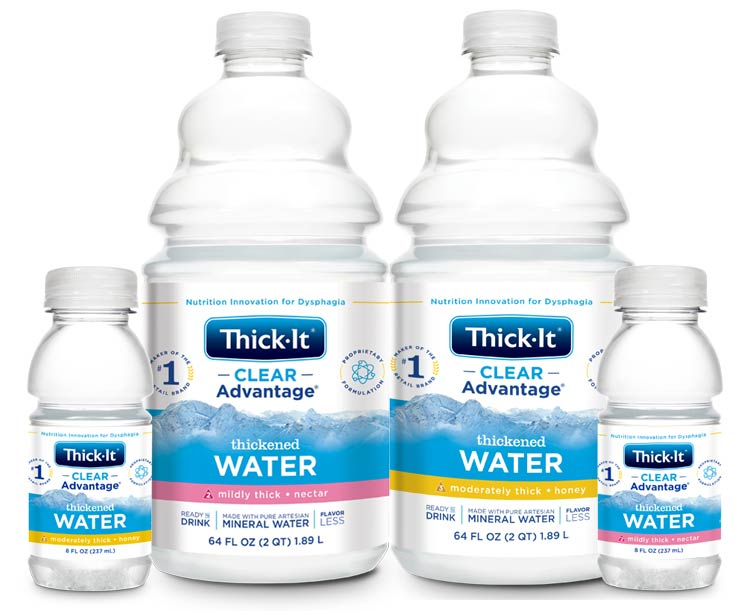 THICK-IT THICKENED FOODS Thick-It AquaCareH2O Water