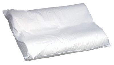 Mabis DMI 3-Zone Cervical Comfort Pillow with White Cover