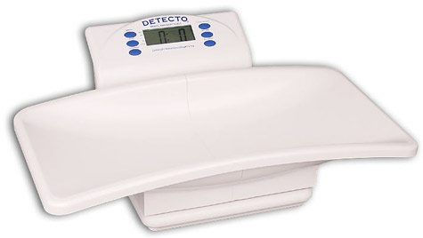 Detecto Digital Baby and Toddler Scale 8440