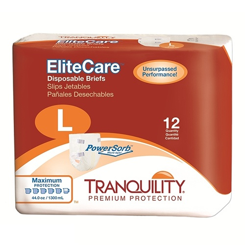Principle Business Enterprises Tranquility EliteCare Briefs