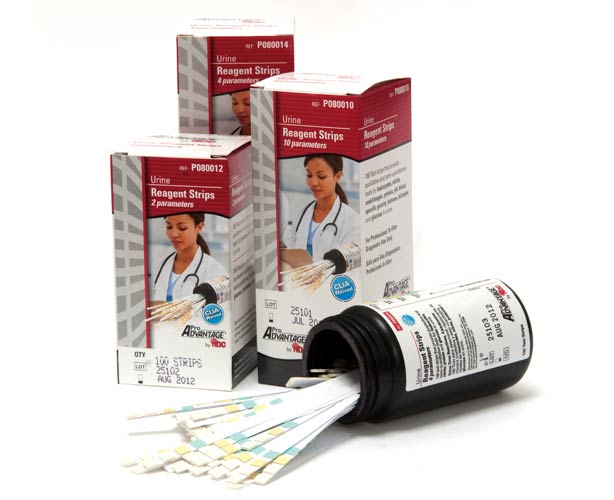 Pro-Advantage Urine Reagent Strips and Analyzer