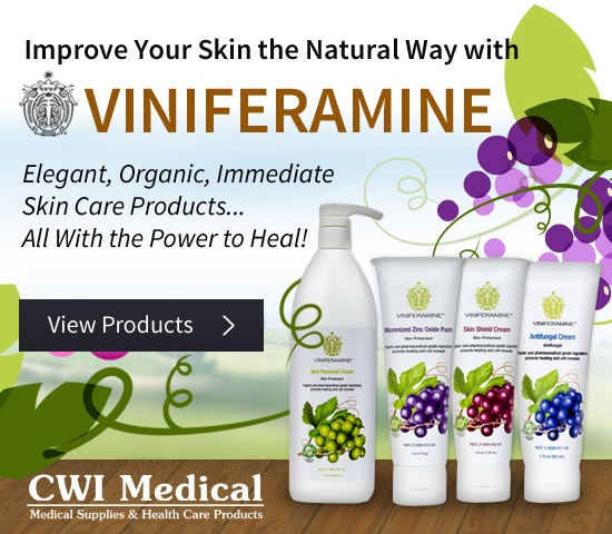 Viniferamine Skincare Products