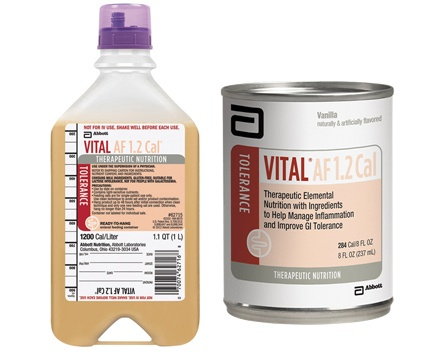 VITAL BY ABBOTT Vital AF 1.2 Cal Therapeutic Nutrition