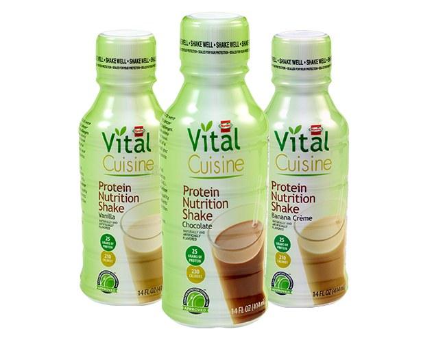 Hormel Cancer Nutrition Vital Cuisine Protein Nutrition Shake