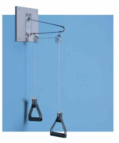 Hausmann Industries Economy Wall Mounted Overhead Pulley