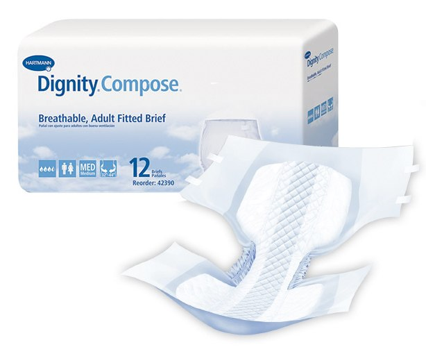 Hartmann USA Whitestone Dignity Ultra Sure Plus Briefs