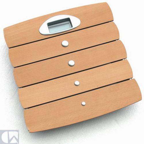 Newline Newline Wooden Platform Scale