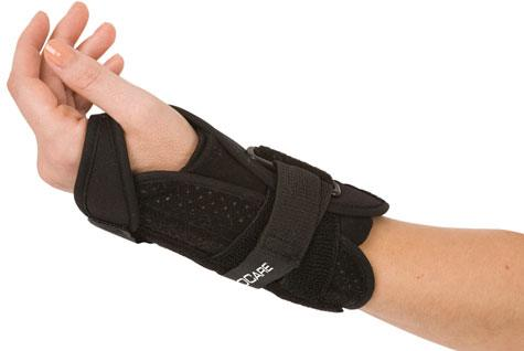 DJ Ortho Quick-Fit Wrist Brace